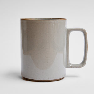 Hasami Large Mug Gloss Grey