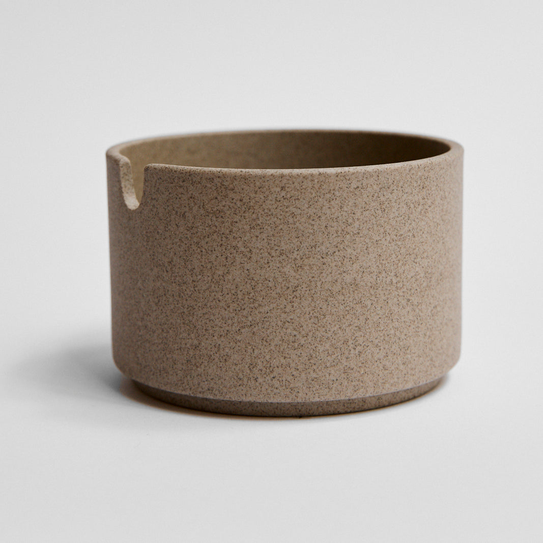 Hasami Sugar Pot Natural