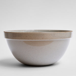 Hasami Deep Bowl Gloss Grey