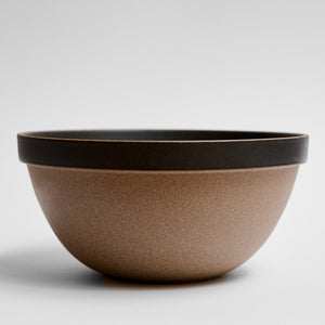 Hasami Deep Bowl Black Glaze