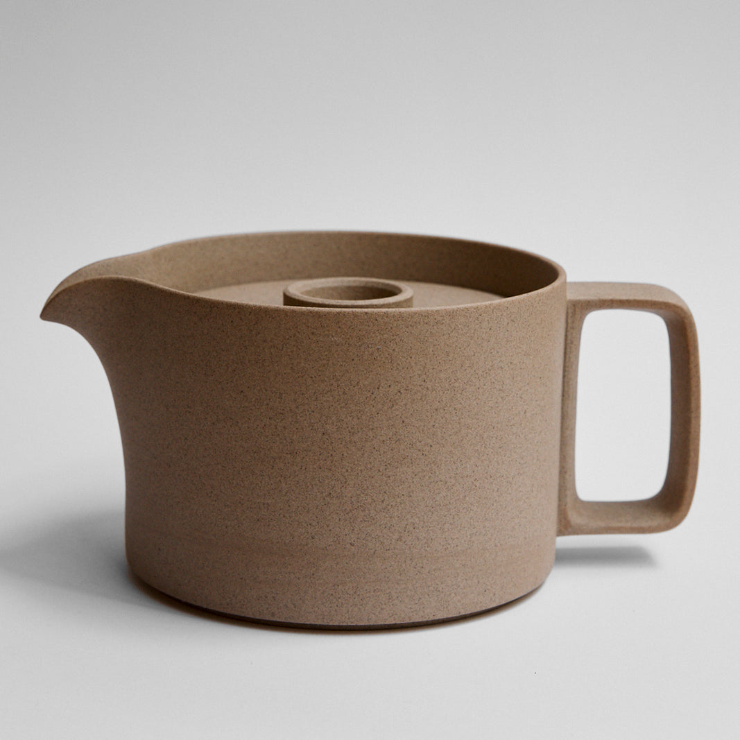 Hasami Large Tea Pot Natural