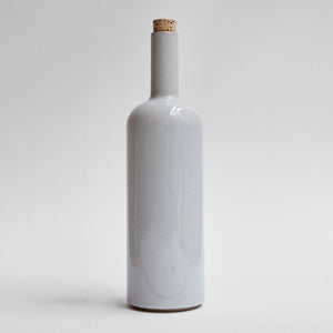 Hasami Tall Bottle Gloss Grey