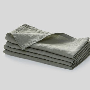 IN BED Linen Napkins