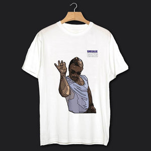 T-Shirt Blanc Salt Bae