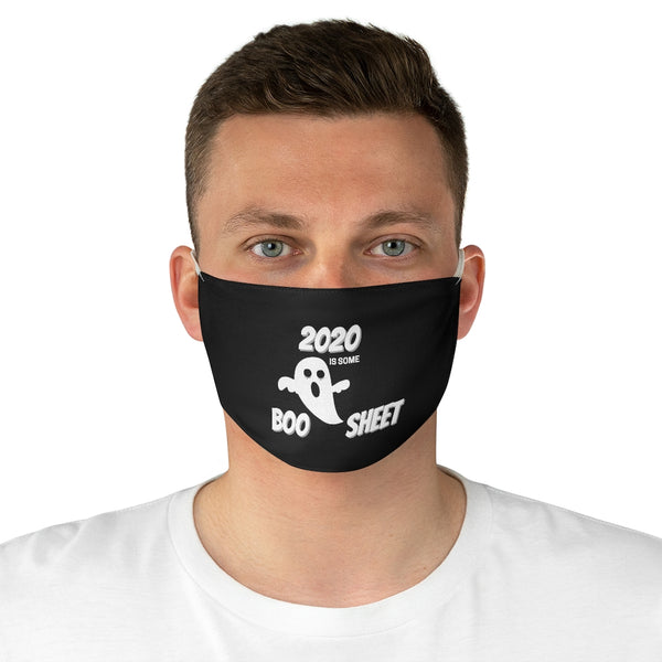 2020 Is Some Boo Sheet Face Mask