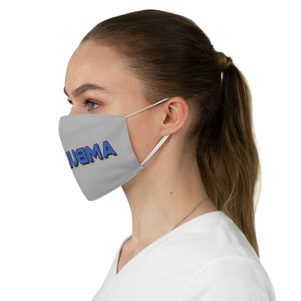 Ambulance Backwards Face Mask