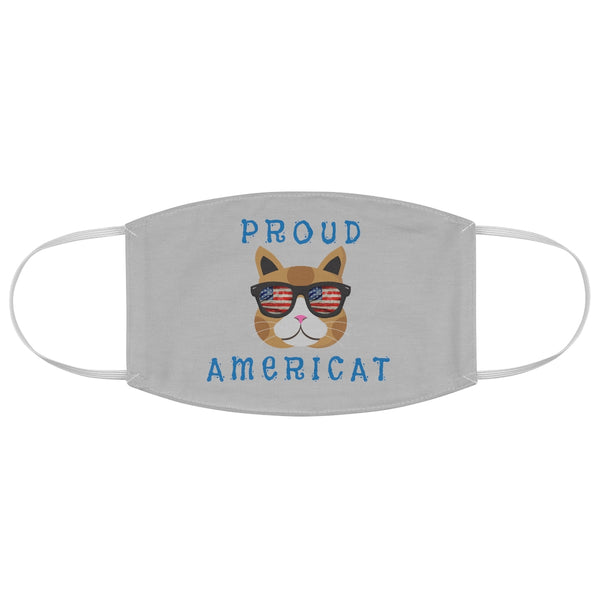 Proud Americat - Face Mask