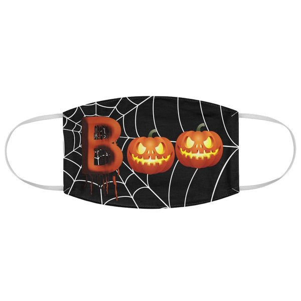 Boo Halloween Face Mask