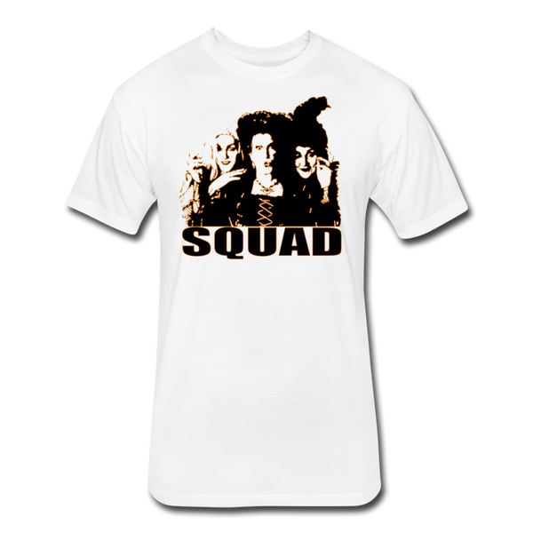 Hocus Pocus Squad - Cotton/Poly T-Shirt by Next Level - white