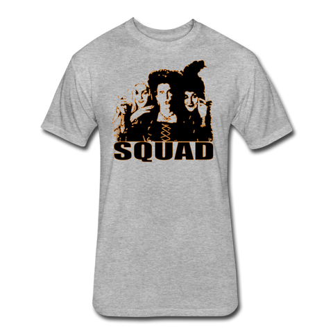Hocus Pocus Squad - Cotton/Poly T-Shirt by Next Level - heather gray