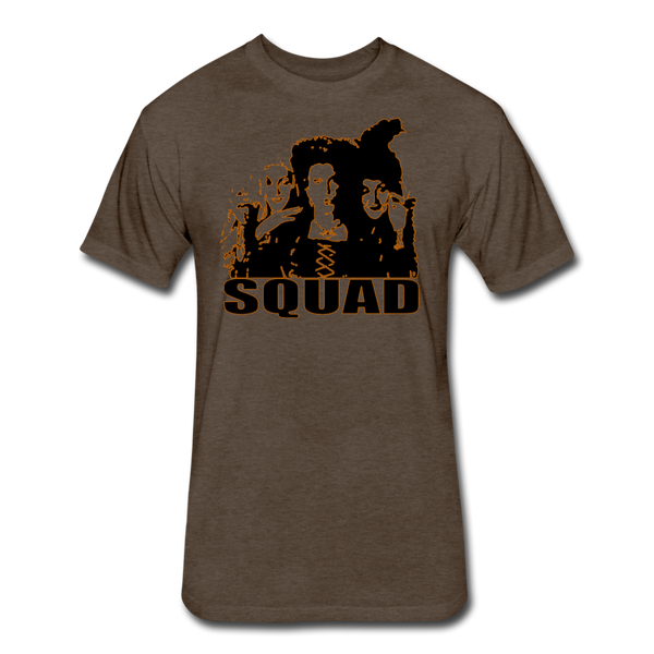 Hocus Pocus Squad - Cotton/Poly T-Shirt by Next Level - heather espresso