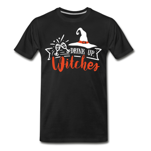 Drink Up Witches - Men's Premium T-Shirt - black
