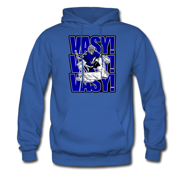 VASY VASY VASY Bold - Men's Hoodie - royal blue
