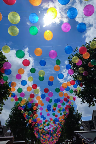 Baloon Arch