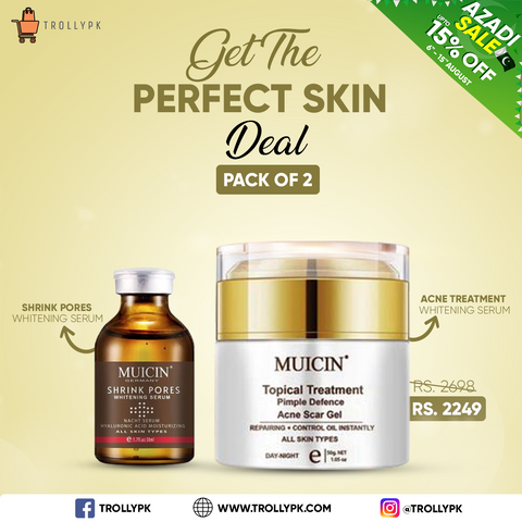 Get The perfect Skin