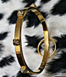 Golden Bangle Bracelet For Girl | Women Online @ Best Price in Pakistan