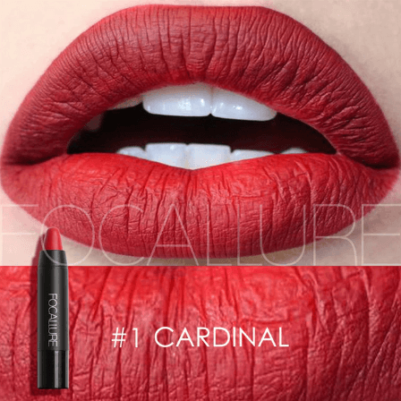 Matte Lipstick - #1 Cardinal - FOCALLURE Buy Online @ Best Price in Pakistan