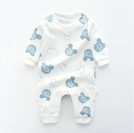 Cartoon Printed Baby Romper Buy Online @ Best Price in Pakistan