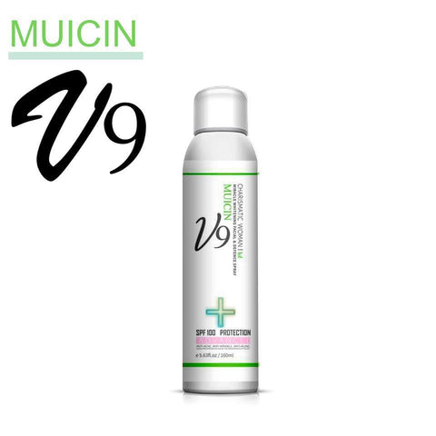 Muicin V9 Miracle Whitening Facial & Sun Block Defence Spray Online @ Best Price in Pakistan