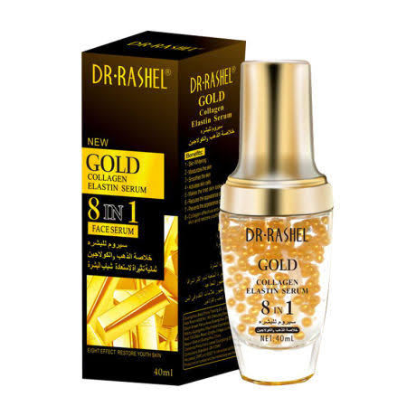 Dr Rashel Gold Collagen Elastin 8-In-1 Face Serum, 40ml  Online @ Best Price In Pakistan