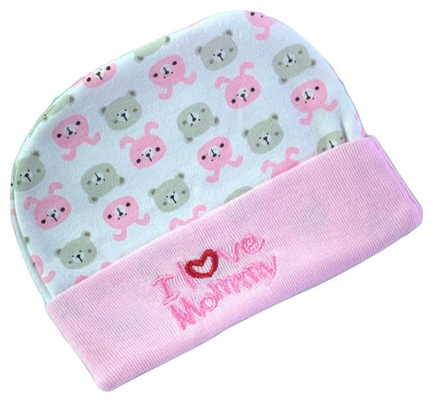 Newborn Baby Cute Pink Cap Buy Online @ Best Price in Pakistan
