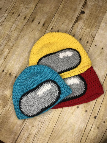 Winter Warm Hand Knitted Wool Cap You Look Kinda SUS Boys Girls Online @ Best Price in Pakistan