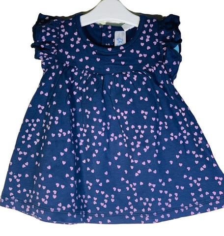 Newborn Baby Girl Frock - Cute Little Hearts Online @ Best Price in Pakistan