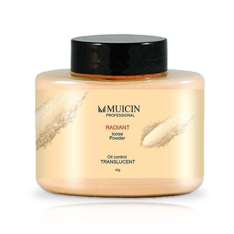 Muicin Radiant Oil Control Banana Loose Powder Online @ Best Price in Pakistan