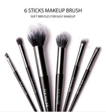 6 pcs Makeup Brushes Set - FOCALLURE Buy Online @ Best Price in Pakistan