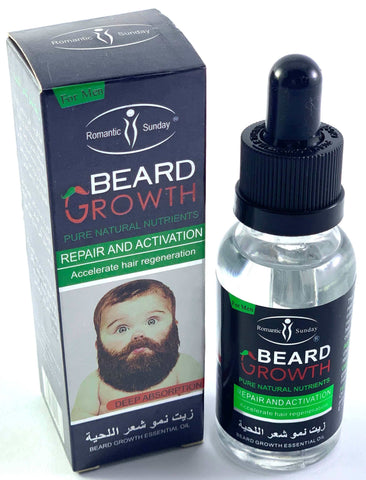 Best Beard Growth Oil For Men Beard Shaping Buy Online @ Best Price in Pakistan