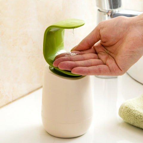 C-Shaped Single Handed Soap Dispenser Online @ Best Price in Pakistan
