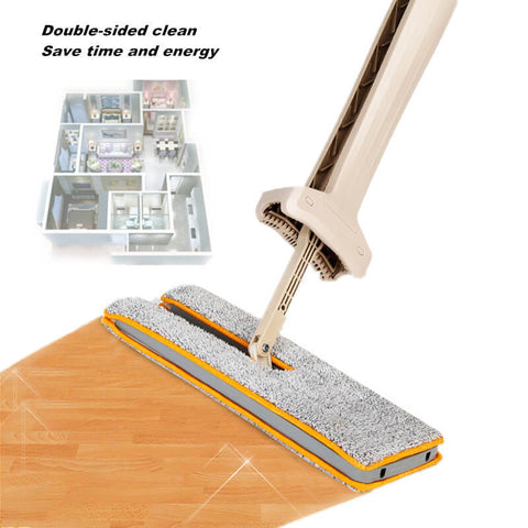Double Sided Lazy Mop Floor Cleaning Mop Online @ Best Price in Pakistan