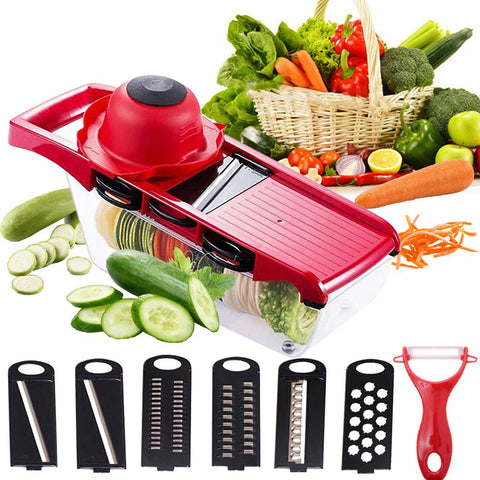 Vegetable Cutter Mandoline Slicer & Dicer Buy Online @ Best Price in Pakistan