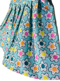 Newborn Baby Girl Frock - Sleeveless Printed Flowers Online @ Best Price in Pakistan