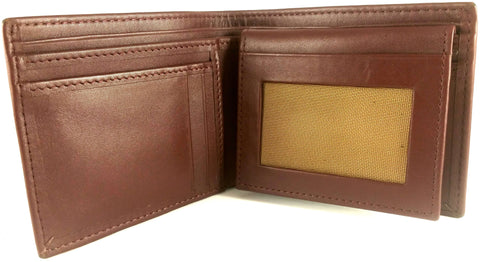 Men Leather Wallets - Brown Buy Online @ Best Price in Pakistan