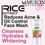 MUICIN - Rice Extract Face Wash Buy Online @ Best Price in Pakistan