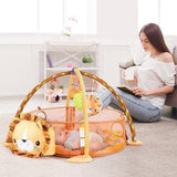 Baby 3 in 1 Activity Gym and Ball Pit Play Mat Tiger Online @ Best Price in Pakistan