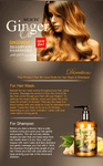 MUICIN - 2in 1 Ginger Gingembre Shampoo Haarmaske Buy Online @ Best Price in Pakistan