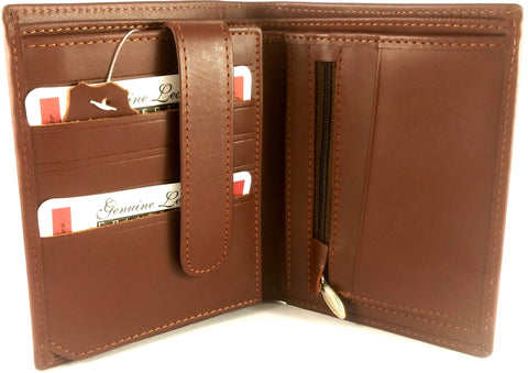 Men Leather Wallet Vertical Format Buy Online @ Best Price in Pakistan