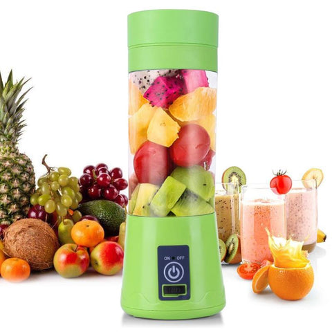 Portable Electric USB Rechargeable Juicer Blender Buy Online @ Best Price in Pakistan