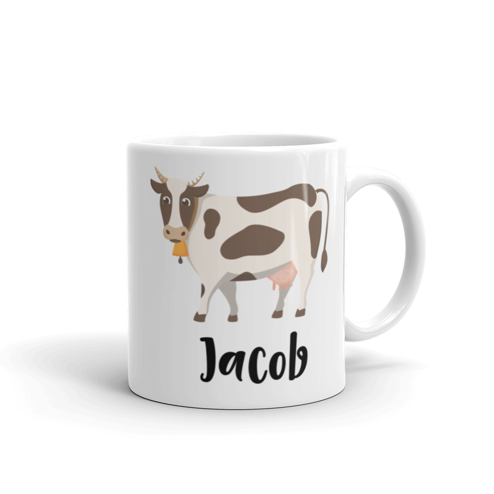 Kids Cow Mug (Unbreakable)