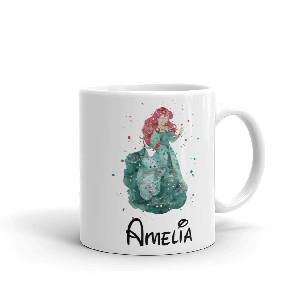 Kids Sea Mermaid Mug (Unbreakable)