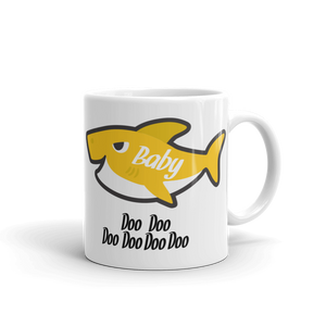 Kids Baby Shark Mug (Unbreakable)