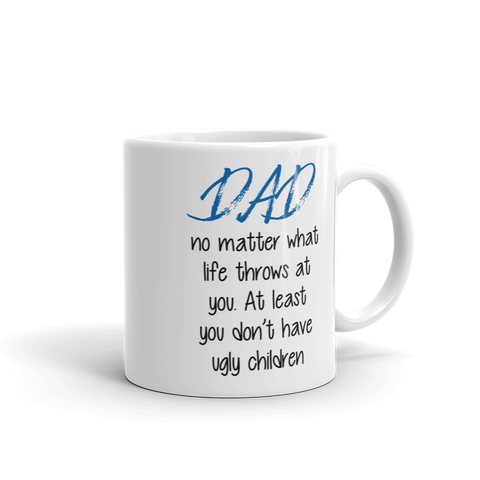 Dad Humor Ceramic Mug