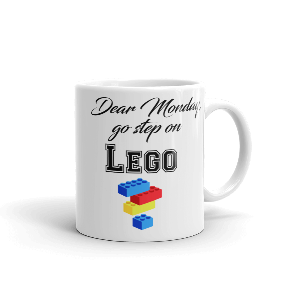Dear Monday Ceramic Mug