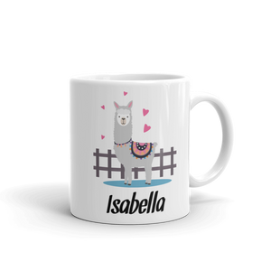 Kids Lama Mug (Unbreakable)