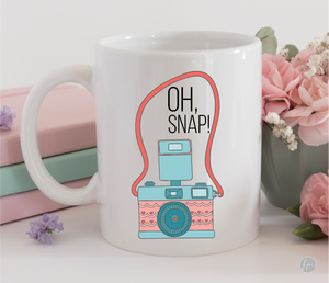 Oh Snap! Ceramic Mug