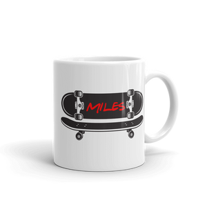 Kids Skateboard Mug (Unbreakable)