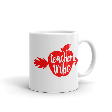 Teacher Tribe Ceramic Mug