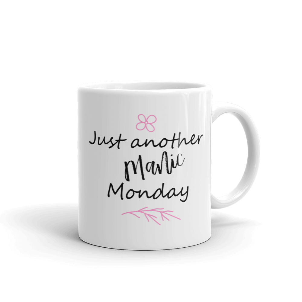 Just another Manic Monday Ceramic Mug